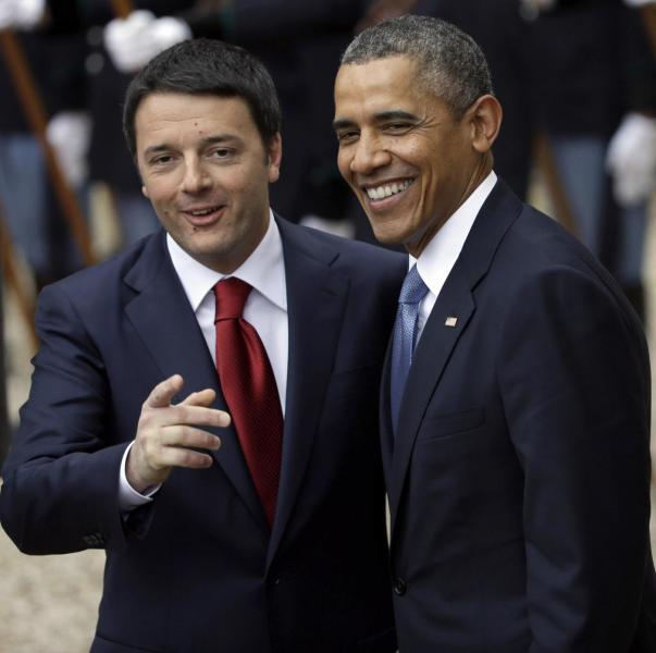 "Per Renzi visita alla Casa Bianca. Insieme ""per le sfide globali"""