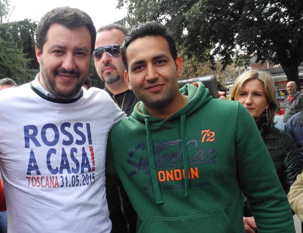 """L'incontro con Berlusconi? Salvini: """"entro la settimana"""""""
