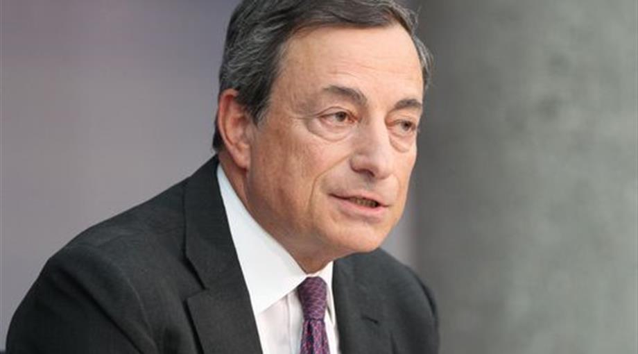 """Draghi in audizione alla Camera: """"Il QE spinge la crescita"""""""