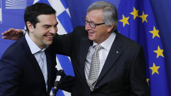"""Per la Grecia la """"soluzione è vicina"""". Juncker: """"Escludo il default"""""""