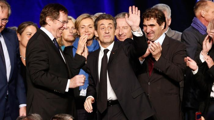 In Francia è l'era del tripartitismo. E Sarkozy si vede già all'Eliseo
