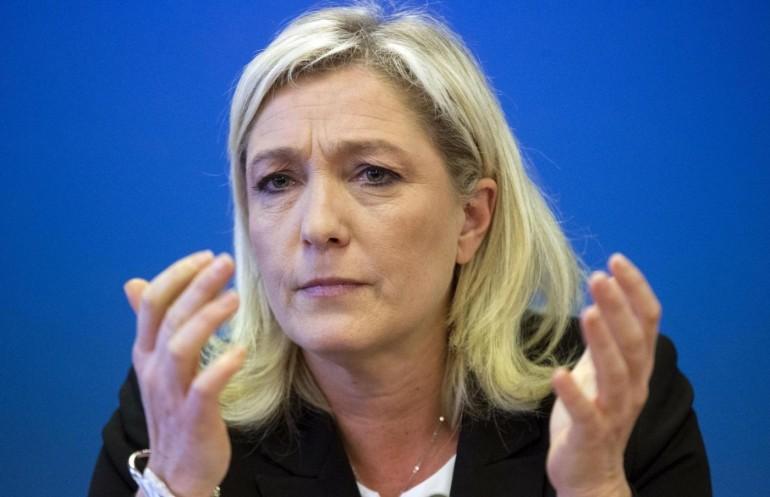 """Marine Le Pen dice no al piano Juncker: """"Sarà un fiasco"""""""