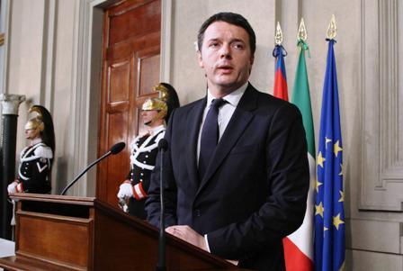 Renzi. Lunedì la decisione sull' interim del dicastero