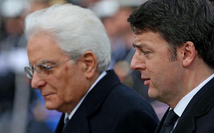 Renzi. Da oggi due settimane di interim delle Infrastrutture