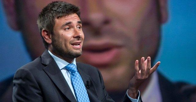 """L'euro? Di Battista: """"una zavorra di cui l'Italia deve liberarsi"""""""