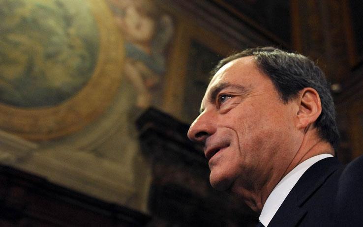 Domani audizione di Draghi alla Camera sulla Bce