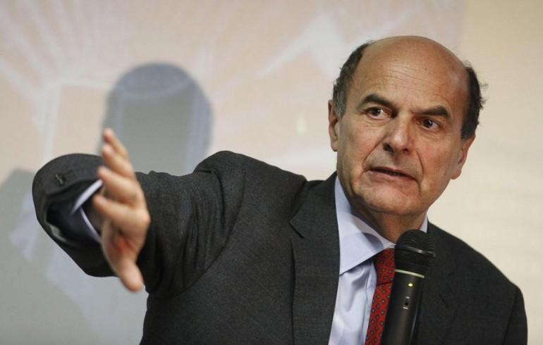 """Bersani. Da ministro """"Per due volte tolsi le concessioni Tav"""""""