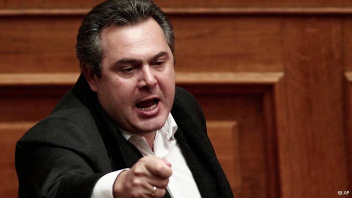 La Grecia minaccia l'Europa e Berlino