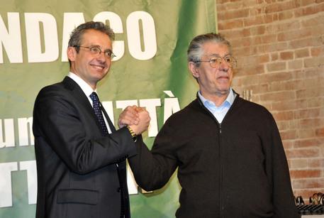 "Bossi reintegra Polledri. Le espulsioni? Una ""ignominia"""
