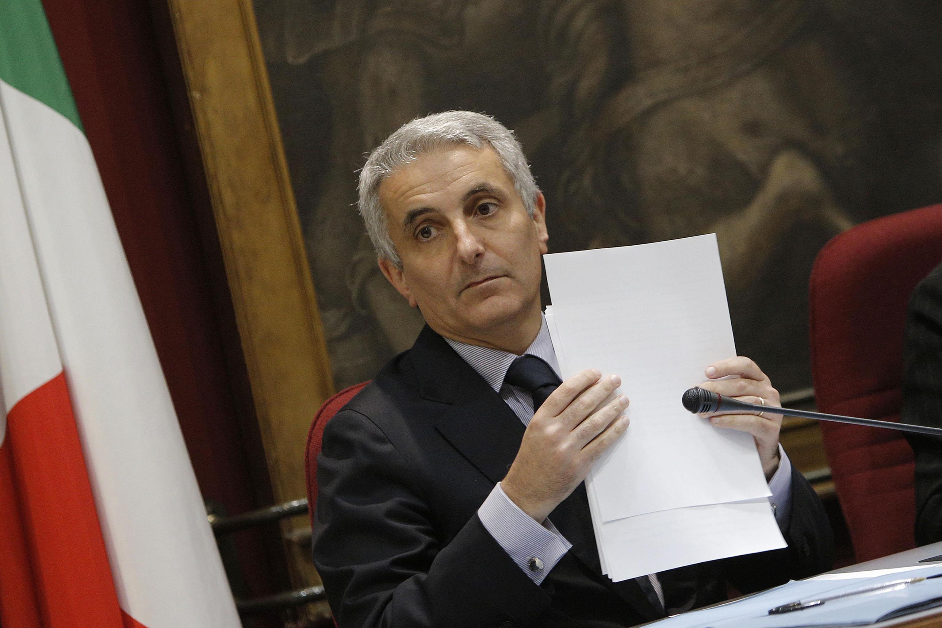 Quagliariello si dimette da coordinatore di Ncd