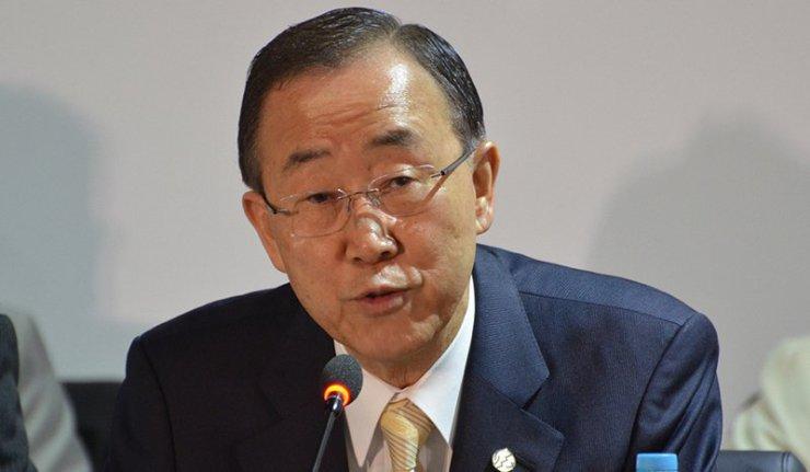 Il segretario generale dell'Onu in Israele