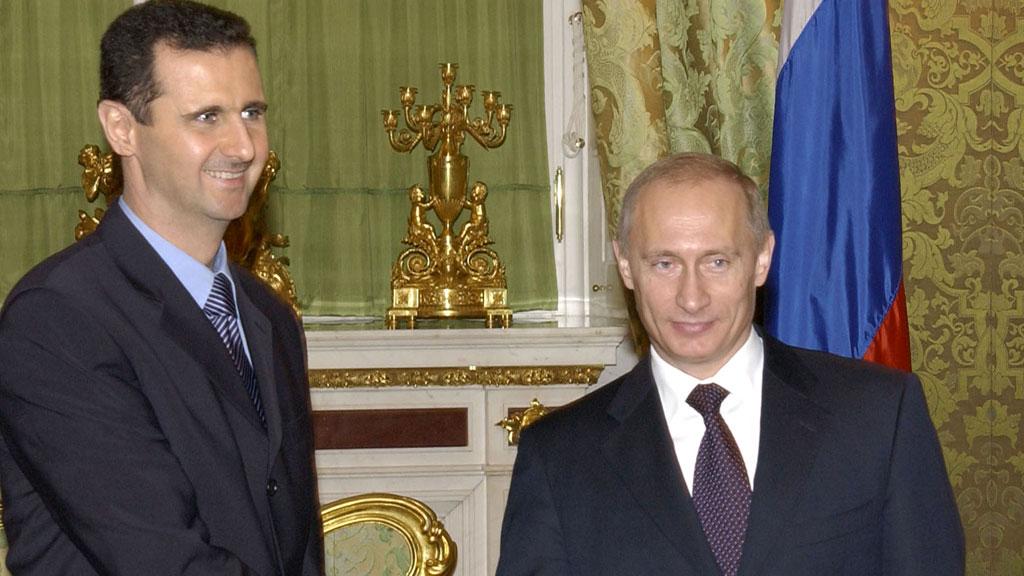 Lotta al terrorismo. Assad incontra Putin