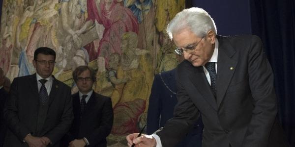 Mattarella firma la Legge di Stabilità. Ora è in Senato