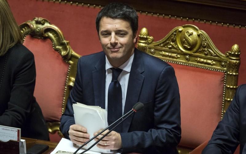 """Renzi volta pagina: """"Nessuna congiura, ora al lavoro"""""""