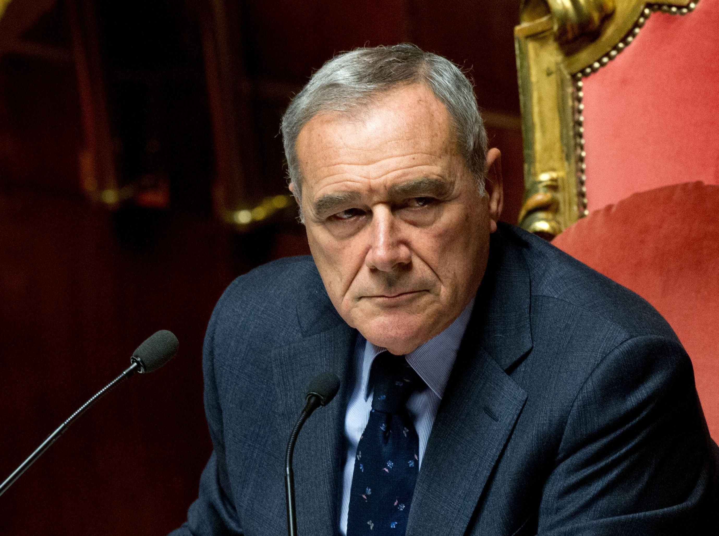 Consiglio di presidenza del Senato: sanzioni per D'Anna, Barani, Airola, Castaldi