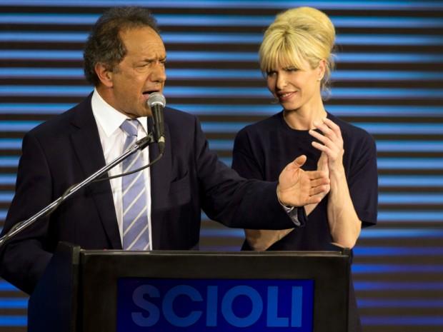 Presidenziali in Argentina. Daniel Scioli il più votato