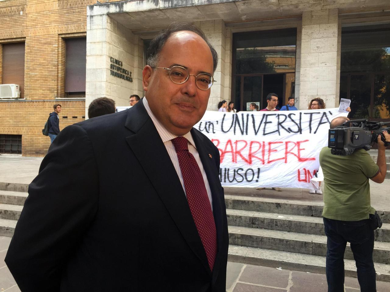 """Studenti de La Sapienza contro la """"Maker Faire"""""""