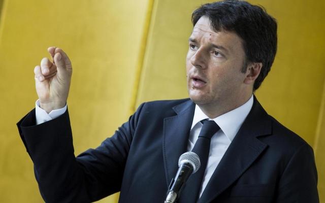 """Renzi: il sindaco di Roma """"lo scelgono i romani"""""""