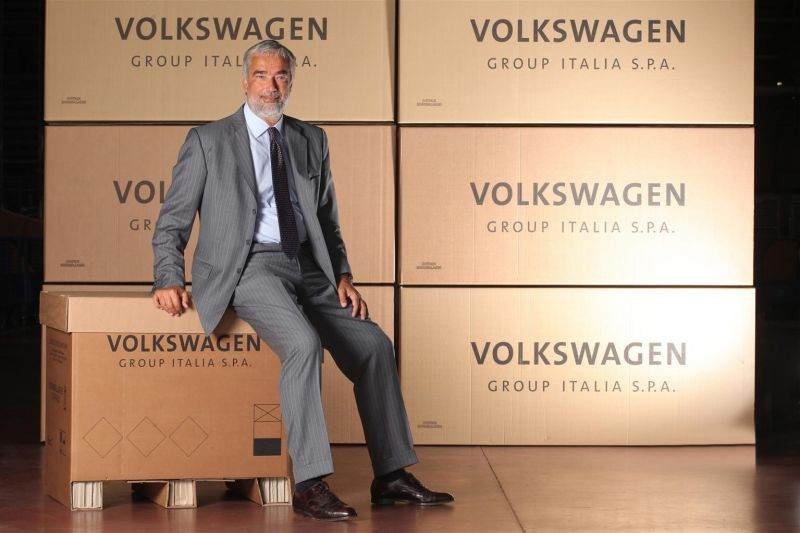 Sospesa la vendita di 1300 veicoli Volkswagen