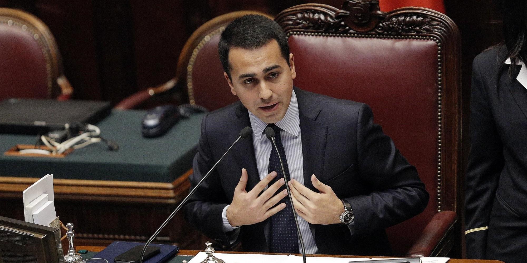 """Di Maio: """"Serve trasparenza nella gestione pubblica"""""""