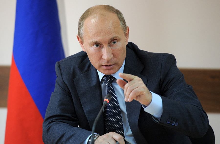 Mosca. Contro l'Isis come contro Hitler
