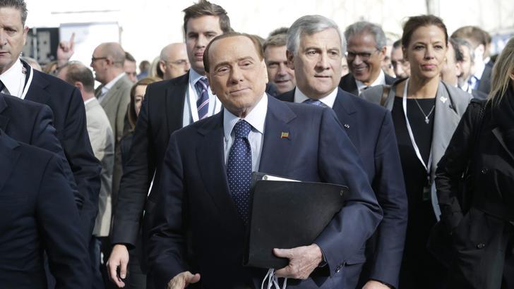 """Berlusconi: andrò """"alla manifestazione di Bologna"""""""