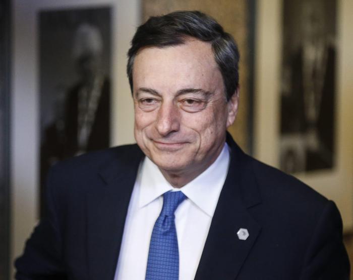 """Draghi: """"Un nuovo patto per rafforzare l'Europa"""""""