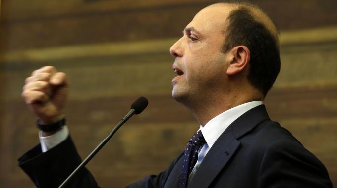 La Mafia progettava un attentato contro Alfano