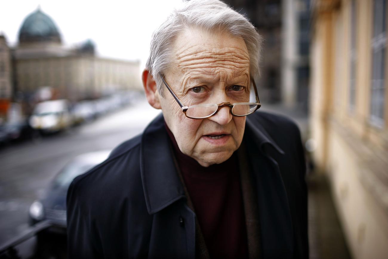 E' morto, a 86 anni, Guenter Schabowski