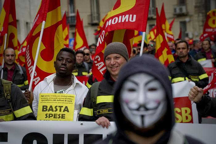 Oggi sciopero generale dei lavoratori pubblici