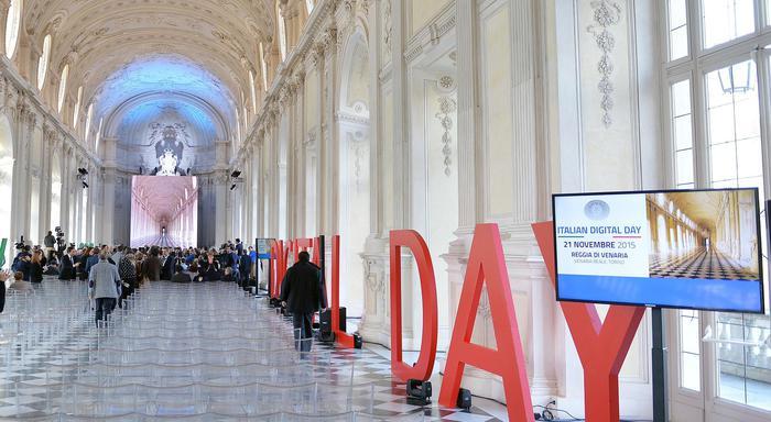 Oggi a Torino presentato il  primo Italian Digital Day