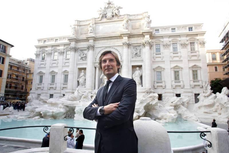 Fontana di Trevi torna a vivere grazie a 2mln di euro