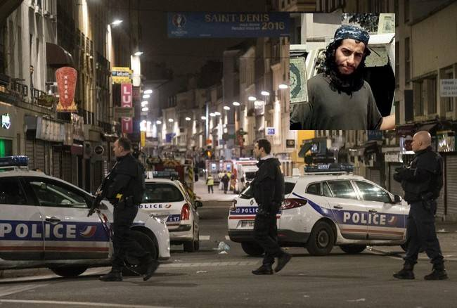 Abaaoud ucciso nel raid di Saint Denis