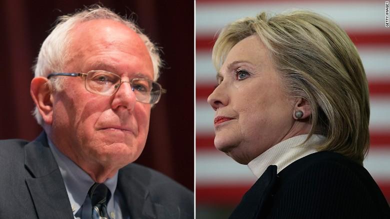 Testa a testa tra Clinton e Sanders in Nevada