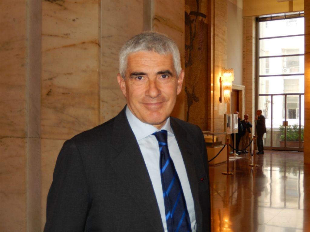 """Casini:  """"Marchini può essere l'uomo giusto"""""""