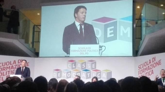 """Renzi: """"sono straorgoglioso"""""""