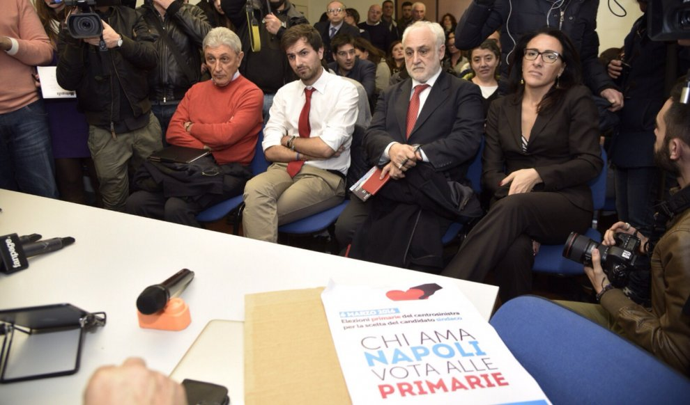 Primarie Pd. Domenica 6 si vota a Napoli