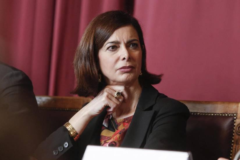 """Boldrini: """"Chiunque deve andare a votare"""""""