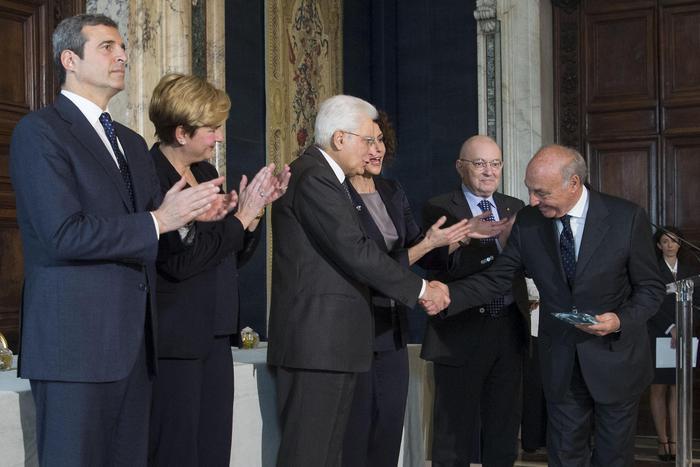 """Mattarella: """"L'Italia ha risorse straordinarie"""""""