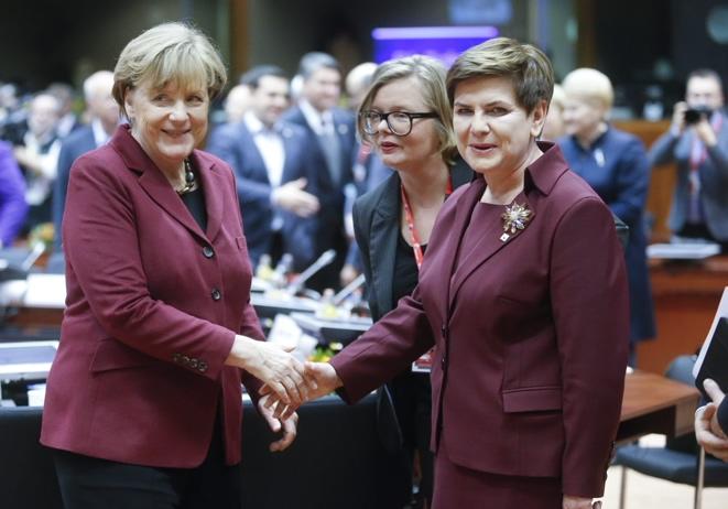 """Polonia. """"Dopo Bruxelles nessun migrante"""""""