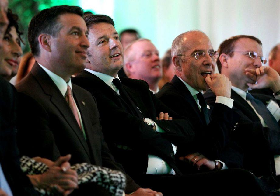 Renzi in visita negli States, prima tappa in Nevada