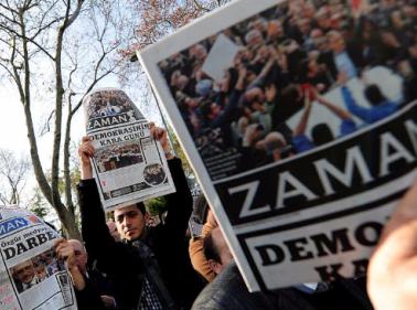 La Turchia mette a tacere Zaman