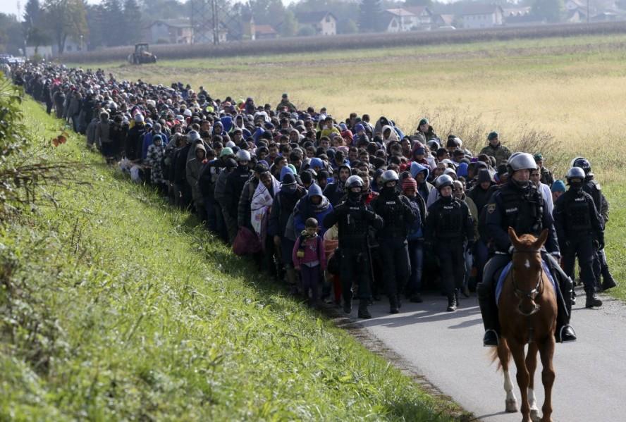 Chiusa la rotta Balcanica