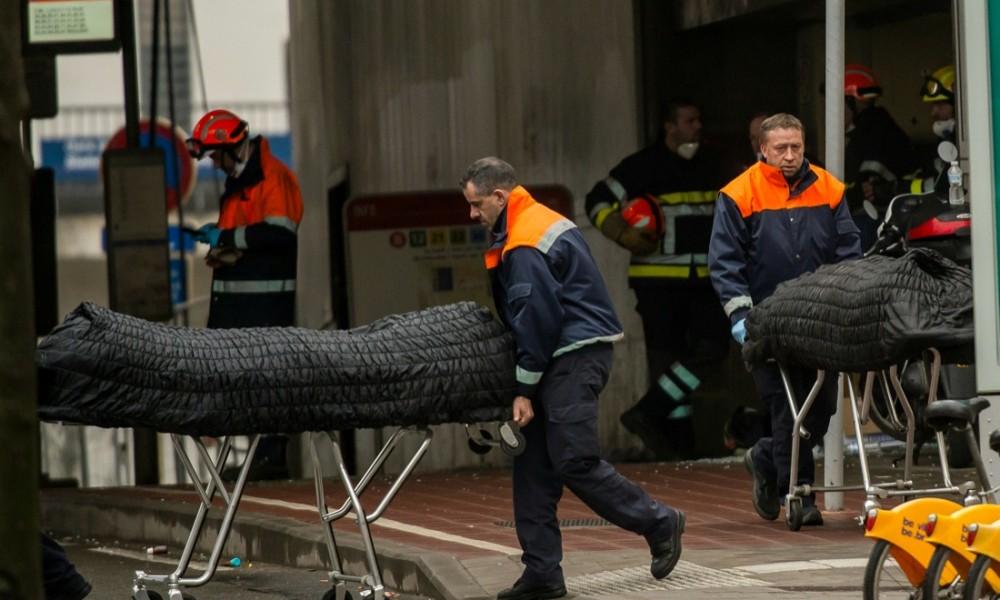 Bruxelles. Il bilancio dei morti è salito a 35