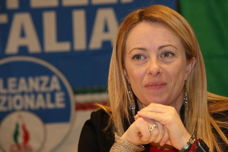 Giorgia Meloni incassa il via libera di Fdi