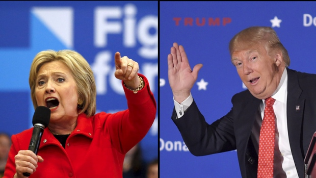 Super Tuesday. Dominano Clinton e Trump