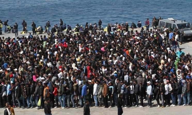 Da ieri, sono 1500 i migranti sbarcati in Italia