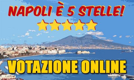 M5s. Via alle consultazioni online per Napoli