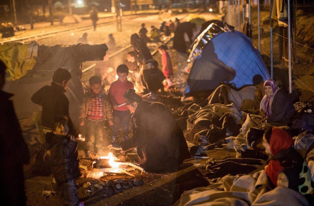 I migranti di Idomeni non andranno in Turchia