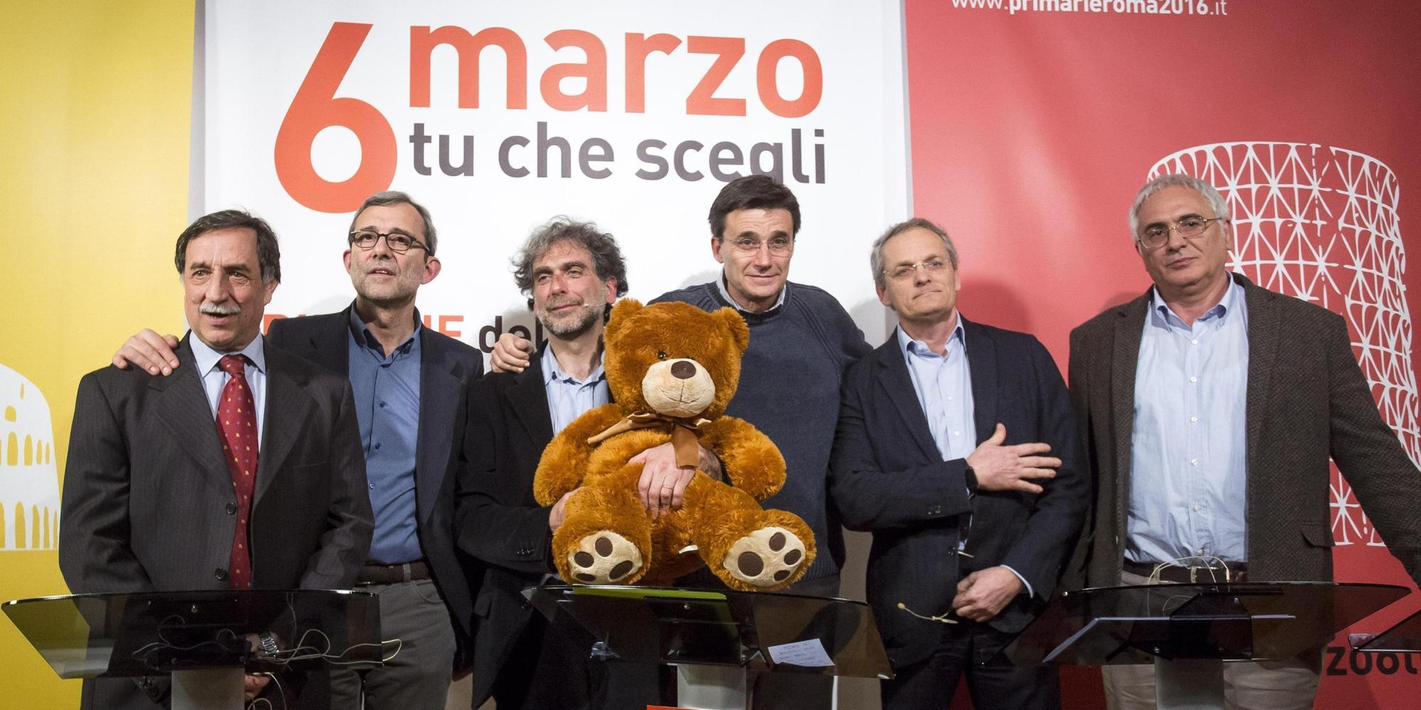 Primarie Pd. Domenica 6 si vota a Roma